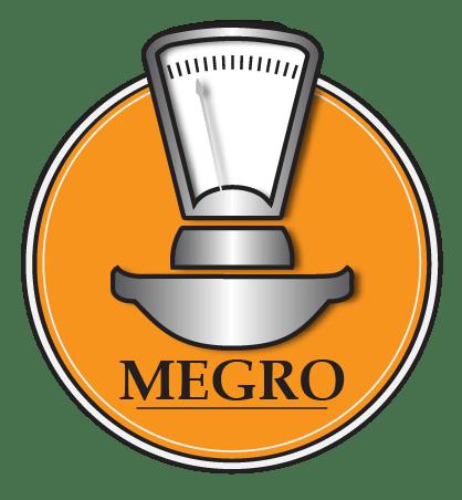 Megro Kruiden | Specerijen | Thee | Logo